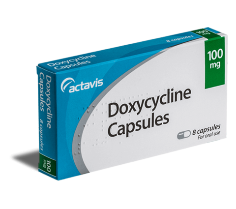 Doxycycline (Chlamydia)