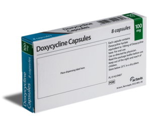 Doxycycline est un traitement antibiotique